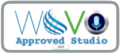 Mike Hales Voice Over Talent wovo studio logo